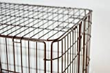 Homey-Pet-3-and-1-Tiers-Chinchilla-Hamster-Rat-Ferret-Cage-with-Sleeping-Platform-Pull-out-tray-Urine-Guard-and-Lockable-Casters-L26x-W17x-H383-Tiers-and-L26x-W17x-H211-Tier-PinkBlueBrown
