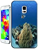 Beautiful Scenery fishs swimming under the sea cell phone cases for Samsung Galaxy N3 image