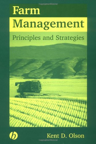 Farm Management: Principles And Strategies front-997996
