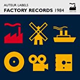 Auteur Labels: Factory Records 1984by Va