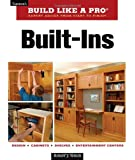 Built-Ins (Taunton's Build Like a Pro)