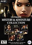 Ultimate Mystery & Adventure Pack: Art Of Murder FBI Confidential + Art Of Murder Hunt For The Puppeteer + Art Of Murder Cards Of Destiny + Chronicles Of Mystery The Tree Of Life + Chronicles Of Mystery The Scorpio Ritual