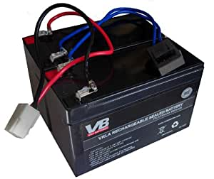 razor quad bike battery replacement instructions