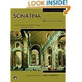 Sonatina Masterworks, Book 3 (Alfred Masterwork Editions)