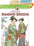 Creative Haven Japanese Kimono Design...
