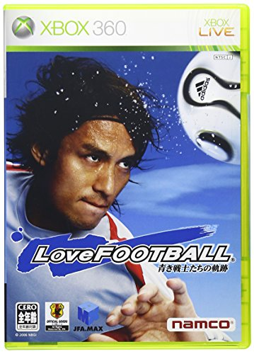 Love Football: Aoki Senshi Tachi no Kiseki [Japan Import]
