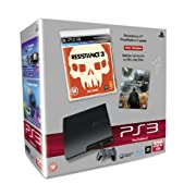 Post image for Sony PS3 320GB + Resistance 3 + FIFA 12 + Battle Los Angeles (Blu-Ray) + HDMI Kabel für ~280€