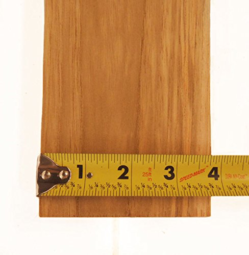 84-l-x-375-w-x-1-inch-thick-planed-edged-teak-for-benches-spearguns-decking