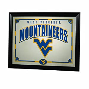 Buy NCAA West Virginia Mountaineers 22 Printed Mirror by The Memory Company
