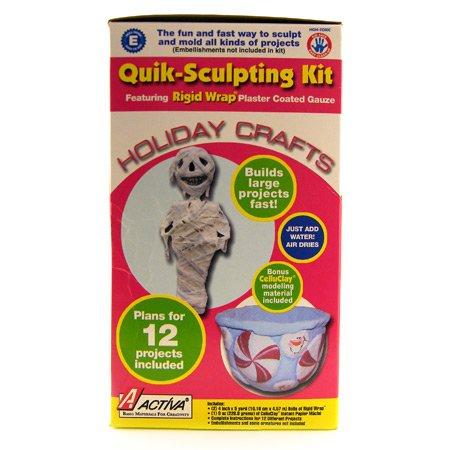 Activa Quik-Sculpting Kits, Science Fair