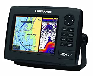 Lowrance HDS-7 Gen2 Insight Fishfinder and Chartplotter by Lowrance