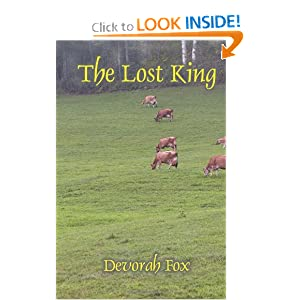 The Lost King, a literary fantasy by Devorah Fox