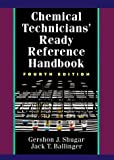 img - for By Gershon J. Shugar Chemical Technicians' Ready Reference Handbook, 4th Edition (4th) [Hardcover] book / textbook / text book