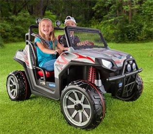 Peg - Perego Polaris Ranger RZR Kids' ATV