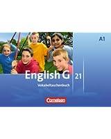 English G 21 - Ausgabe A1: 5. Schuljahr. Vokabeltaschenbuch