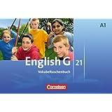 """English G 21 - Ausgabe A: Band 1: 5. Schuljahr - Vokabeltaschenbuchvon """"Prof. Hellmut Schwarz"""""""