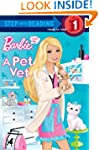 I Can Be a Pet Vet (Barbie) (Step int...
