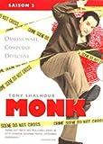 echange, troc Monk: Saison 2 - Coffret 4 DVD
