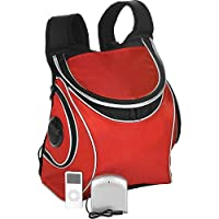 Picnic Plus Cooladio Cooler with Built-in Radio and Digital Music MP3 Speakers from Picnic Plus