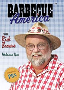 Barbecue America with Rick Browne - Volume Two (Home Use)