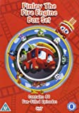 Finley the Fire Engine: Vol. 1-3 [DVD] [2006]