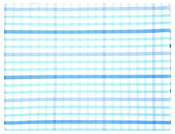 Crown-Fab Men's Shirt Fabric (Multicoloured Stripes Checked)