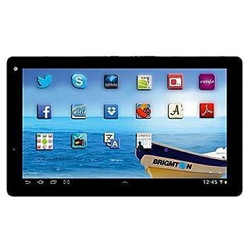 "Brigmton tablet 10.1"" BTPC-1016 8GB Q.core 4.4A Bl"