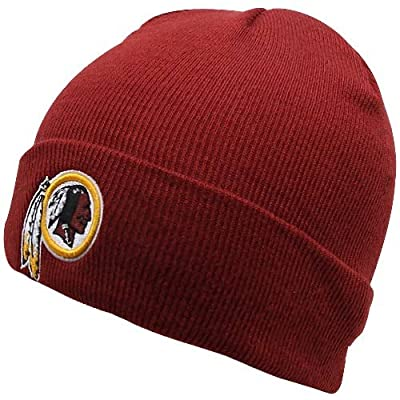 Men's '47 Brand Washington Redskins Cuffed Knit Hat One Size Fits All