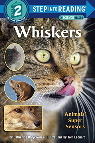Whiskers (Step into Reading)