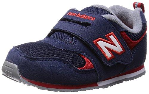 [ニューバランス] new balance キッズシューズ FS312 NB FS312 NRI (NAVY/RED/13)
