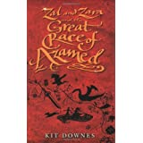 Zal and Zara and the Great Race of Azamedby Kit Downes