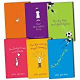 Sally Gardner Magical Children 6 Books Collection Pack Set RRP: �29.94 (The Smallest Girl Ever, The Strongest Girl In The World, The Invisible Boy, The Boy Who Could Fly, The Boy with the Lightning Feet:  6, The Boy With the Magic Numbers:  5)by Sally Gardner