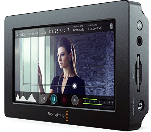 "Blackmagic Video Assist + Rec HD - monitor LCD 5"" HYPERD/AVIDAS5HD"