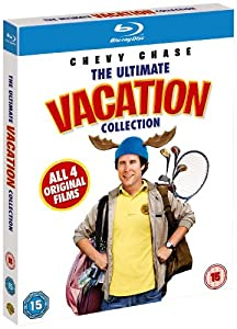 National Lampoon's Vacation Boxset [Blu-ray] from Imports
