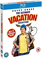 National Lampoon Vacation Boxset [Blu-ray] [2013] [Region Free]