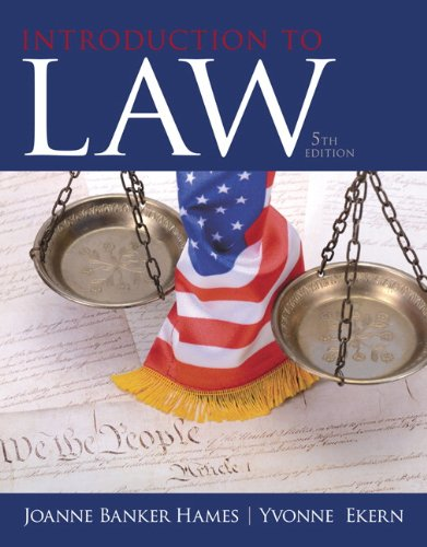 Pdf online introduction to law 5th edition by joanne b hames great you are on right pleace for read introduction to law 5th edition online download pdf epub mobi kindle of introduction to law 5th edition fandeluxe Image collections