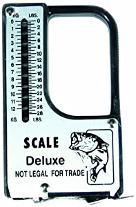 Eagle Claw 28-Pound Pocket Scale with 38-Inch Tape
