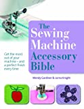 51LJVBHsV2L. SL160  The Sewing Machine Accessory Bible. Wendy Gardiner