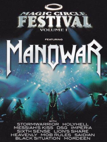 Manowar - Magic Circle FestivalVolume01