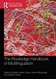 img - for The Routledge Handbook of Multilingualism (Routledge Handbooks in Applied Linguistics) book / textbook / text book