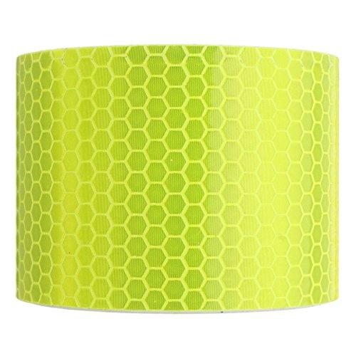 king-do-way-5cmx3m-colorato-notte-riflessivo-sicurezza-nastro-di-avviso-adesivo-sticker-giallo