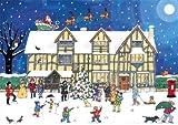 Alison Gardiner - Calendrier de l'Avent traditionnel : Noël dans la vieille maison du