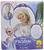 Perruque Elsa Frozen La reine des Neiges™ fille