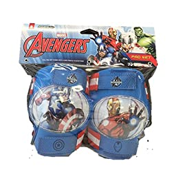 Marvel the Avengers Knee and Elbow Pads