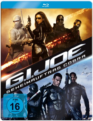 G.I. Joe - Geheimauftrag Cobra Steelbook [Blu-ray]