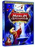 echange, troc Merlin l'Enchanteur - édition exclusive 45ème anniversaire (inclus un demi-boîtier cadeau)