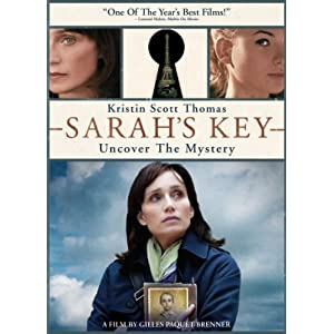 Sarah's Key Movie on DVD