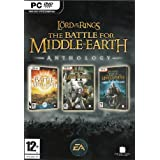 Lord of the Rings: Battle for Middle Earth Anthologyby Electronic Arts