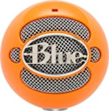 Blue Microphones Snowball USB Microphone (Bright Orange)
