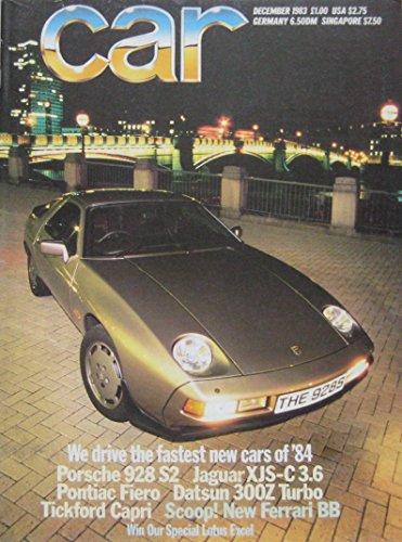car-magazine-12-1983-featuring-porsche-928-s2-pontiac-fiero-bentley-bmw-audi-citroen